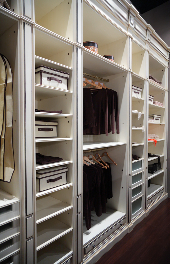 closet organizers systems doors storage accessories shelves designs services. Black Bedroom Furniture Sets. Home Design Ideas